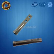 cnc machining hardware steel taper pins