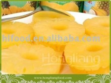 Hot sale further processing fresh canned pineapple jam