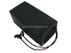 electric motorcycle battery pack