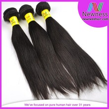 Top grade 100% unprocessed reasonable price brazilian knot human hair extension