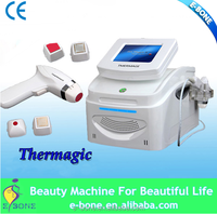 thermagic 8 inch color touch screen Skin Lifting Wrinkle Removal Fractional RF thermagic machine for home use