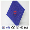 polycarbonate plastic polycarbonate diamond embossed sheet
