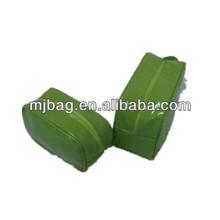 Design printings matt pvc cosmetic bag , pvc leather cosmetic bag