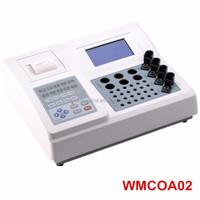 WMCOA02 new medical coagulation analyzer machine