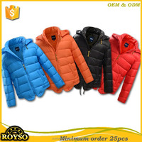 Children's Clothing Wholesale China Factory Kids Boys Girls Real Feather Shiny Untra Thin 80% Duck Down Jacket Coat for Winter