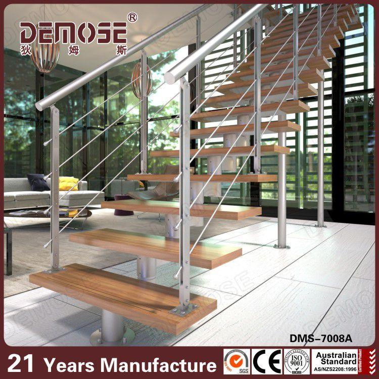 Neuesten treppen design innen/Holz Schritt Haus Treppe Design ...