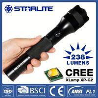STARLITE 240m aluminum alloy square flashlight torch
