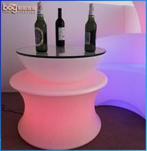 LED furniture sofa bar light sofa night club pub sofa with light