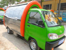 carro de comida en China para venta