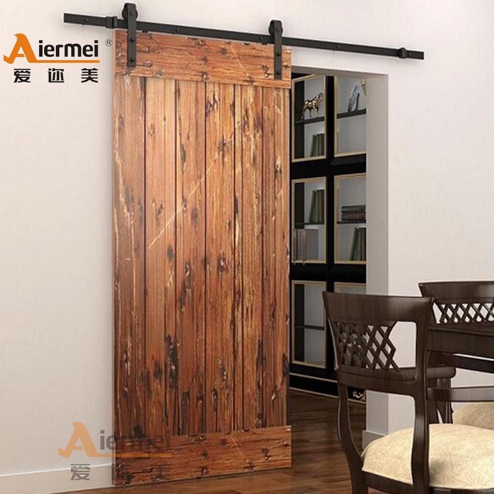 used slidng barn door hardware barn door track fittings