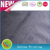 china wholesale cotton printing fabric for young lady garment