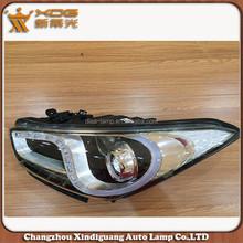i40 auto head light , headlamps , auto head lamp for hyundai i40(OEM L 92101-3Z090 R 92202-3Z090)