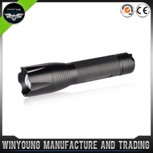 Factory Hot Direct Selling Rechargeable Torch Light