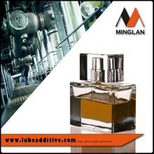 T106b de aceite del motor TBN 400 calcio dodecylbenzene lignina