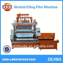 LLDPE stretch film making group/machine