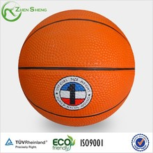 Zhensheng synthetic rubber basketball