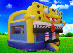 jumping castle/ inflatable castle china new motorcycle 2011 /inflatable castle /inflatable bouncer