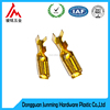 6.3mm Brass Crimp Terminal Cable Female Spade Connector