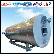High efficiency gas or oil fired combination boiler or thermal oil boiler