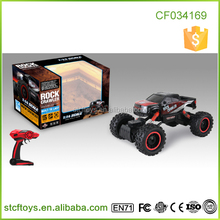 china toys 4wd cars 2.4ghz 1/14 rc car transmitter and receiver