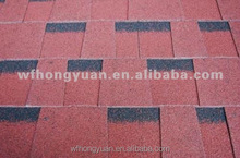 waterproof bitumen tiles for roofing