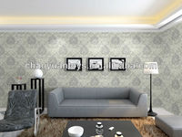 Comfortable home diy dicorative textile wall coatings in drawing room BS0901#