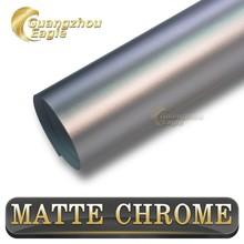 Best Selling Chrome Silver Car vinyl Sticker Paper For Car Full Body Wrap