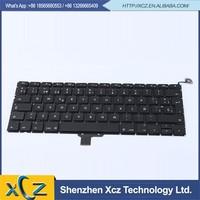 13.3 inch(2009-2012) a1278 2010 spanish keyboard for macbook