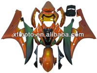 For 06-07 Yamaha YZF-R6 2006 2007 New Injection ABS Plastic Fairing Body Work