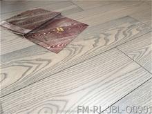 white ash engineered wooden flooring