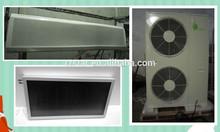 36000 btu pared de tipo split inverter dc solar de aire acondicionado