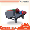 High efficiency wet magnetic separator for iron sand with low price