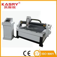 high precision cnc sheet iron metal stainless cutting machine