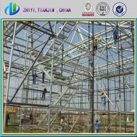 Hot dip galvanizing wedge lock scaffolding with coupler scaffolding clamp/scaffolding wall tie for sale