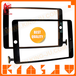 King-Ju One by One test for ipad mini front cover,for ipad mini glass replacement,for ipad mini parts