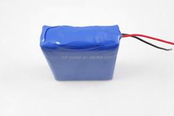Lithium polymer battery 2400mah 11.1v lipo battery pack