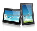PC de la venta 7inch androide Allwinner A13 Tablet , Tablet PC con llamada de teléfono Q8