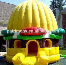 18ft snappy fish inflatable water slides