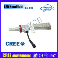 Promotion New products for 2015 H7 H4 led headlight h1 h3 H11 9004 9005 9006 9007 12voltage car led