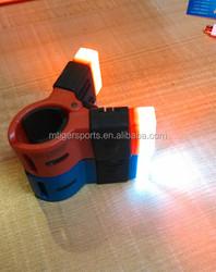 clip design mtigersports MT-CT09 4*leds 60 lumens led light bike /bicycle tail light