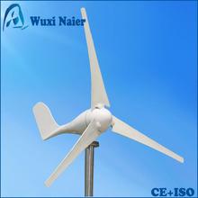 Montado en el techo de la turbina de viento/pequeño generador de viento para el barco