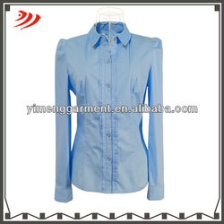 office uniforms shirts designs for ladies wholesale 2014