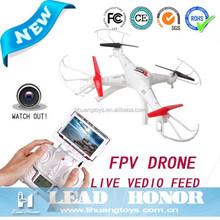 X6dv droni aerei aereo telecomando led droni elicottero 2.4 GHz radio elicottero rtf