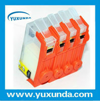 Yuxunda 4 color refill ink cartridge for hp 655