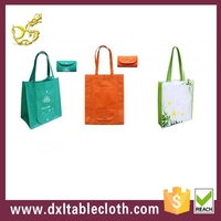 Large Zippered Tote Bag