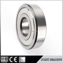 high performance 6410 zz deep groove ball bearing sizes 50*130*31 mm