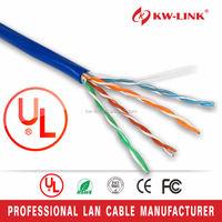 Solid Bare Copper UTP Cat5e Lan Cable