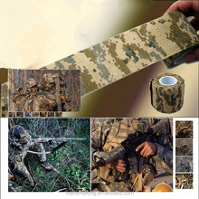 Camo Stretch Bandage Camping Hunting Camouflage Tape for Gun Cloths