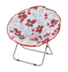 outdoor travel metal portable collapsible garden planet chair