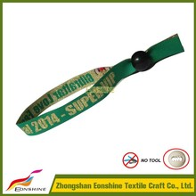 Best price eonshine packaging elastic band with one way lashing buckle